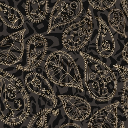 paisley leopard print blog