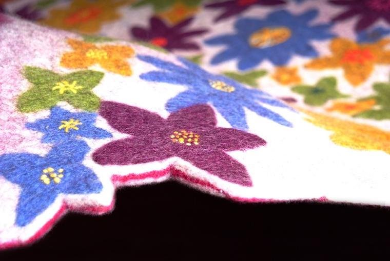 Flower rug blog